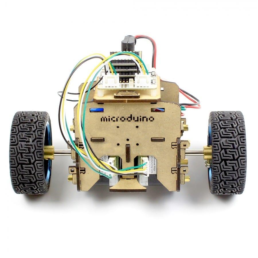 Microduino Cube Robot Car Diy Kit 2-wheeled Ble Arduino Mobile Wireless Control Business & Industrie Baukästen & Konstruktion