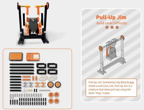 Build Pull-Up Jim!